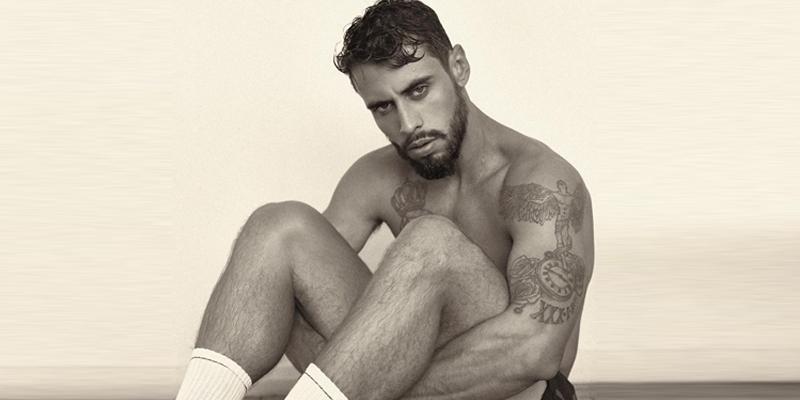 Confira o ensaio fotográfico do modelo Ricardo Sales