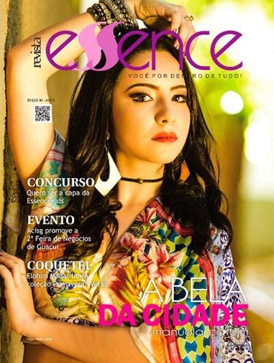 Edição - 30 - Revista Essence
