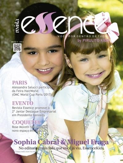 Edição - 31 - Revista Essence